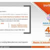 Sanjay Plastics Invitation for India ITME 2016